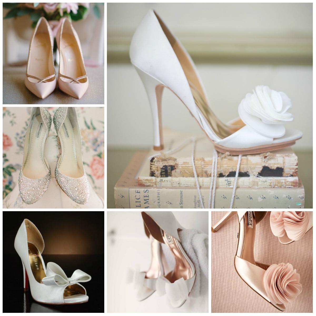 Туфли на свадьбу 2018 фото